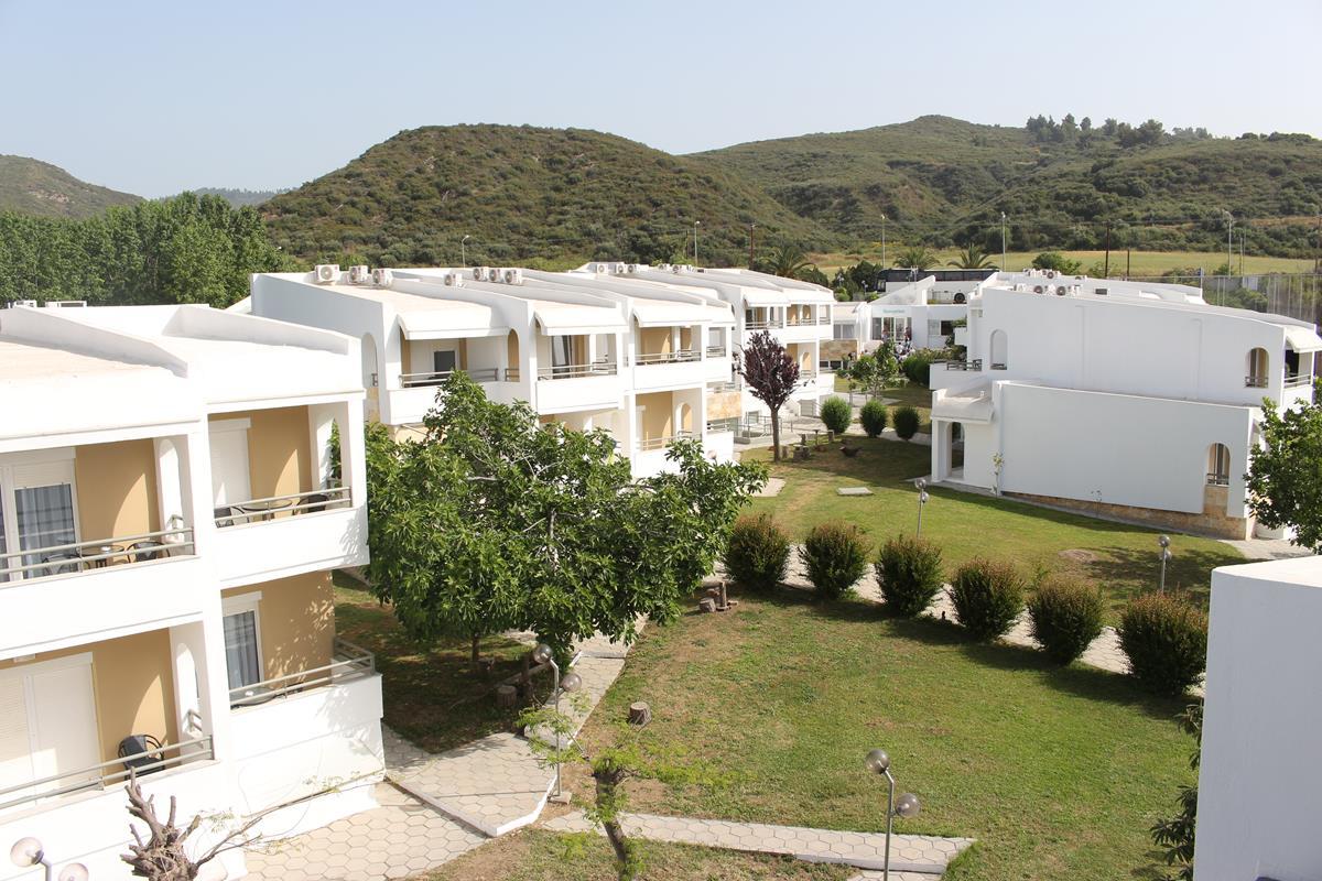hotels in halkidiki - Skion Palace Beach Hotel