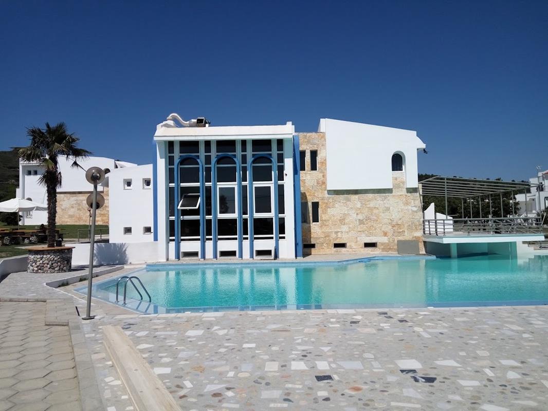 χαλκιδικη ξενοδοχεια με πισινα - Skion Palace Beach Hotel
