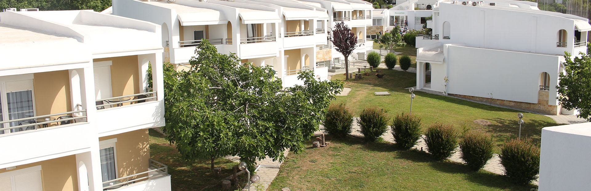 hotels in halkidiki - Skion Palace Beach Hotel